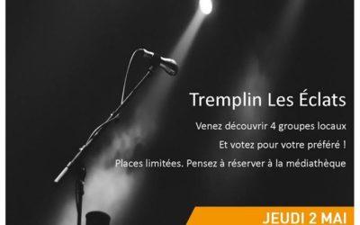 02/05/2019  «Les éclats» à Trévoux (01)