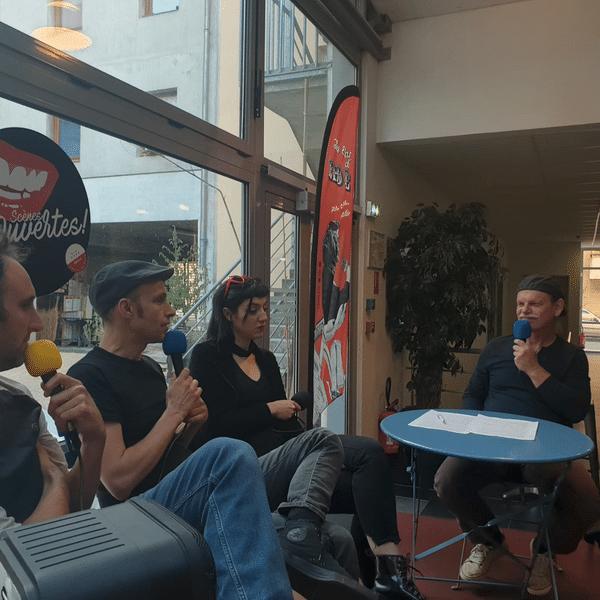 Émission radio Buzzique