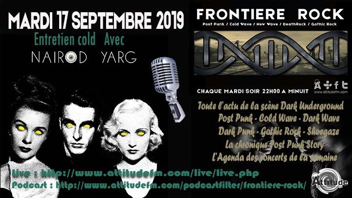 Frontière Rock – radio attitude