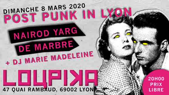 08/03/2020 LOUPIKA avec DE MARBRE