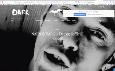 DARK ITALIA (webzine italien)